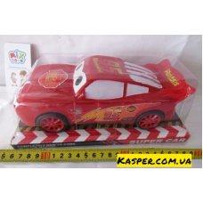 Машинка красная 555-18A