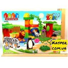 Конструктор Зоопарк T 5088
