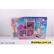 Кукольный дом Меб 3911