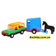 Авто-сафари с прицепом 39006