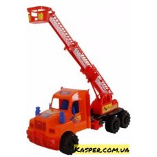 Машина пожарная КВ 15-004