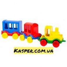 Паравозик Kid cars 39260