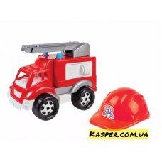 Малюк Пожежник Техно 3978
