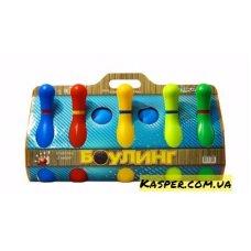 Детская игра Кегли МС 1-002