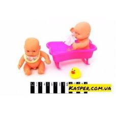 Пупс в ванной Лял 0811-60