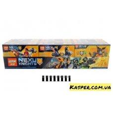 NEXO knight 14001А-F