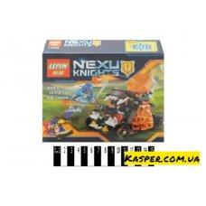 NEXO knights 14009
