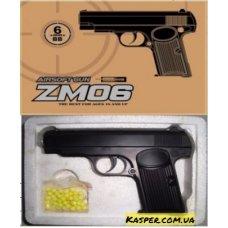 Пистолет ZM06