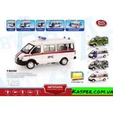 Автобус PLAY SMART 9689-D