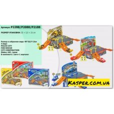 Паркинг P2288/P2088/P2188